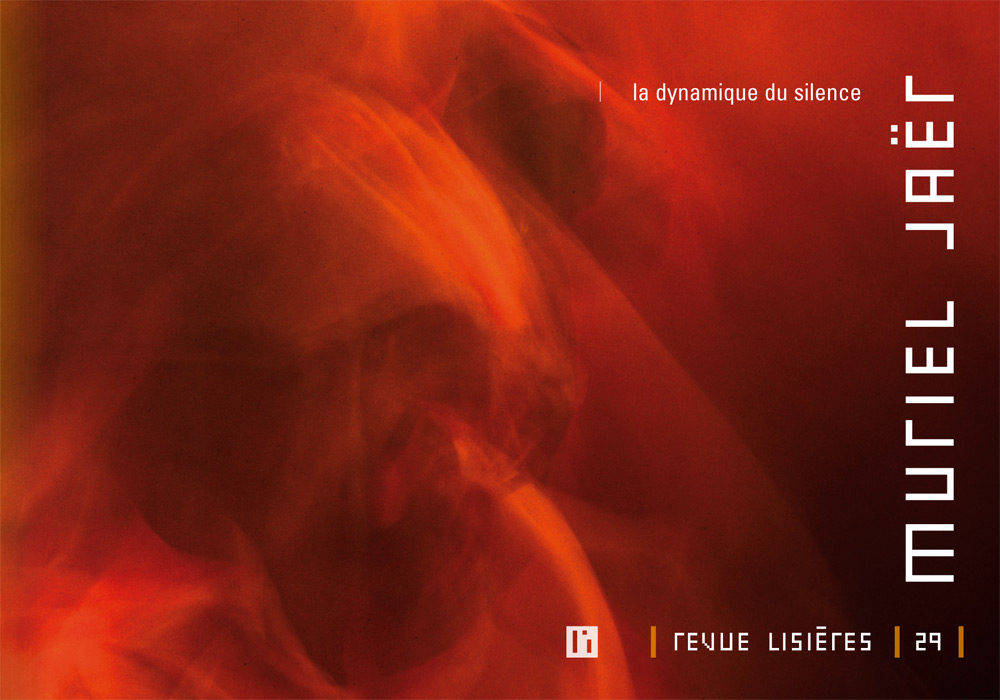 Lisières n° 29 — Muriel Jaër